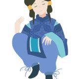 オオゲツヒメ|かわいそうな穀物と蚕の起源女神|古事記と日本書紀のあらすじを簡単に